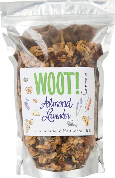 Almond Lavender