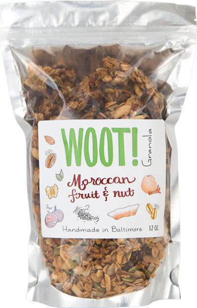Moroccan Fruit & Nut
