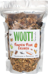 Pumpkin Pear Crunch